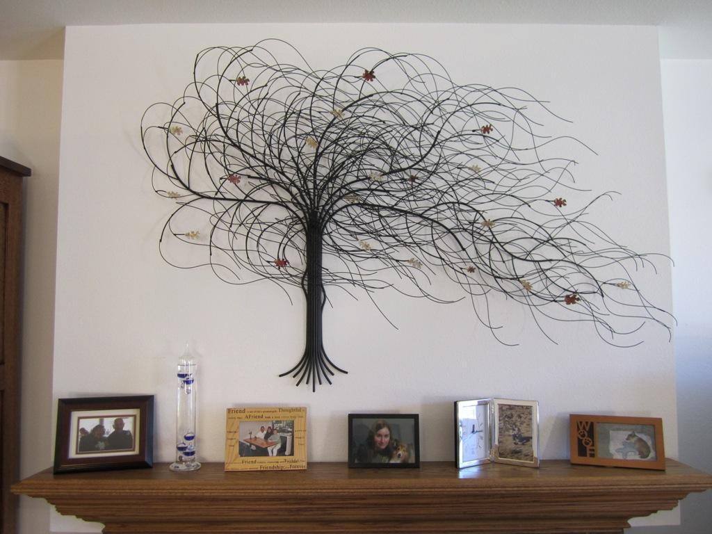 Yorba linda california metal wall decor metal wall for How to design wall art