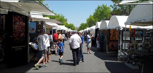 Fairfax Virginia Art Festival