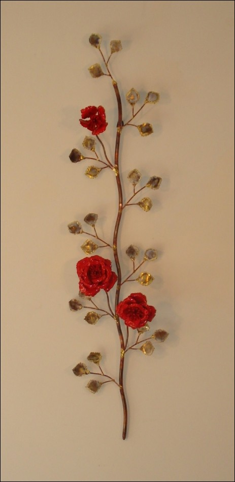 Valentine Metal Wall Art