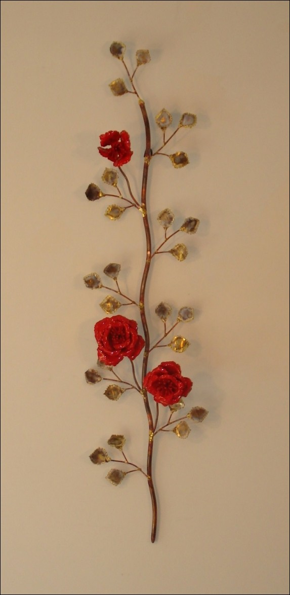 Valentine Metal Wall Sculpture