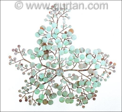 Money Autdoor Metal Wall Decor Single